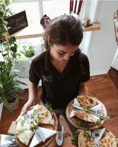 Gezond uit eten bij KNUS Piadnina