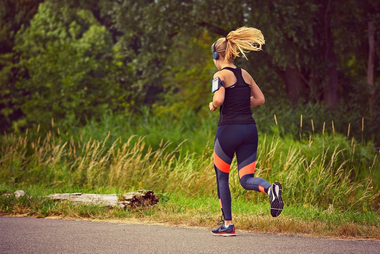 Let´s do it Personal training. Personal trainer aan huis. 10 voordelen van hardlopen