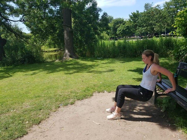 Personal trainer Amsterdam3