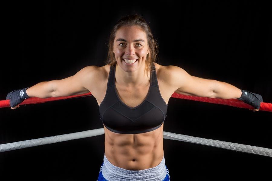 Personal trainer en Personal boksster Nouchka Fontijn2