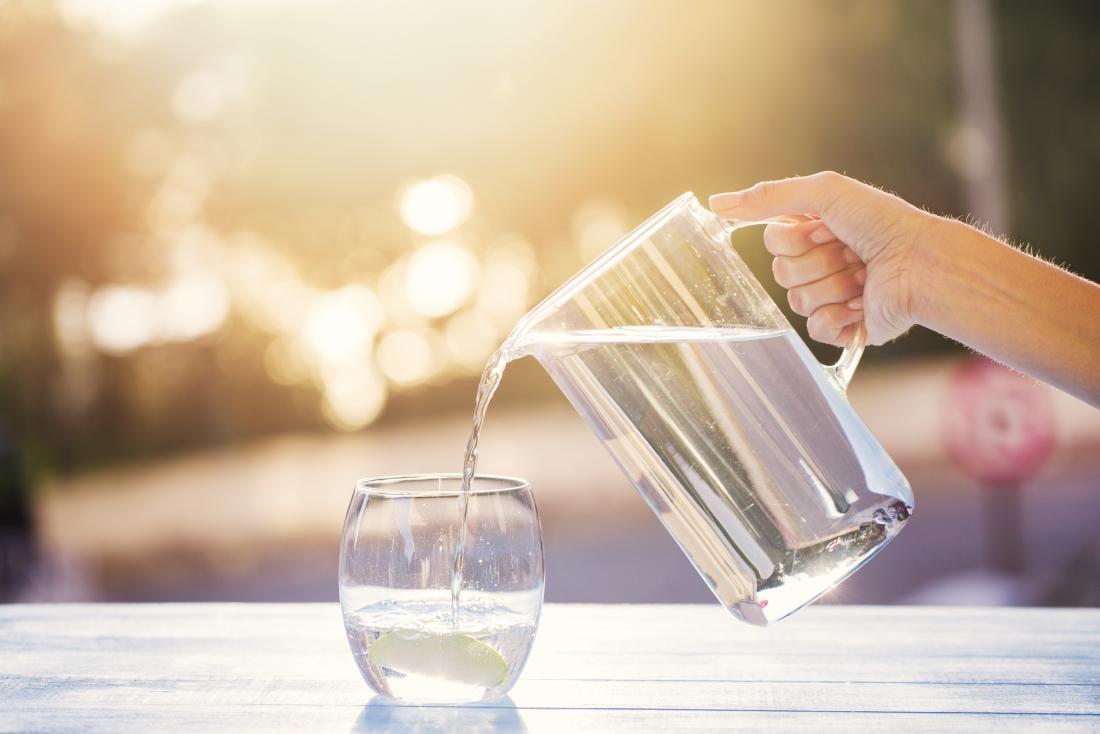 Let´s do it Personal training. Personal trainer aan huis. Water-drinken-1