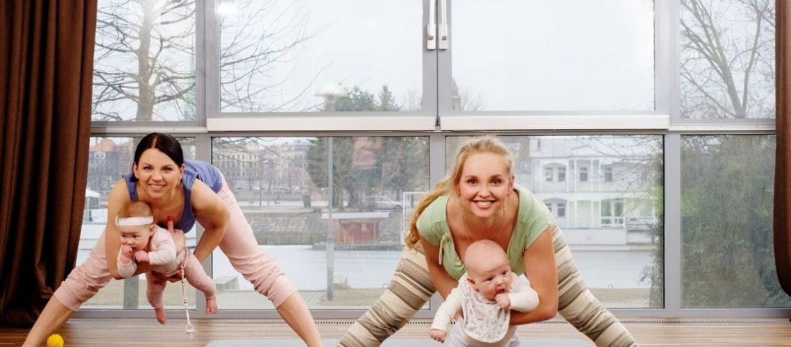 Fit worden na je bevalling