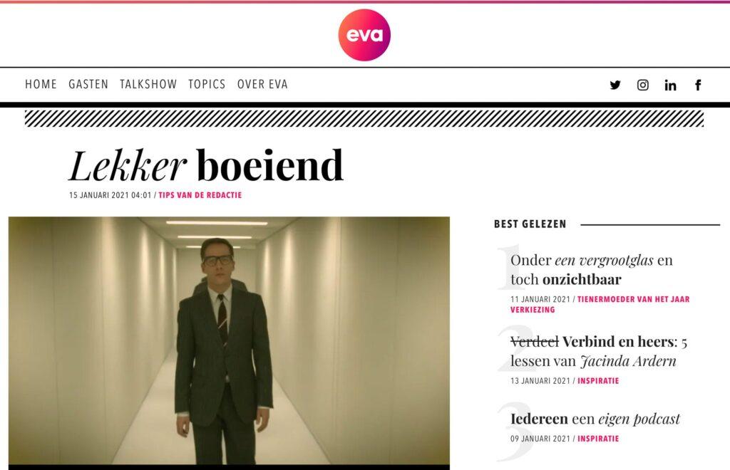 LET'S DO IT in Evajinek.nl
